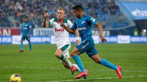 Игрок из «Фонбет» поставил ₽400 тыс. на результативную победу «Зенита» в матче с «Локомотивом»