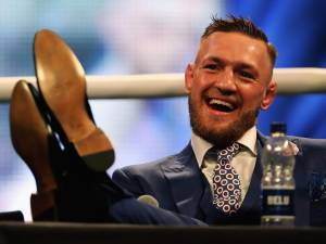 Конор Макгрегор – самый высокооплачиваемый спортсмен мира по версии Forbes