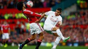 Клиент «Фонбет» поставил ₽168 тыс. на «Манчестер Юнайтед» в матче с «Ливерпулем»