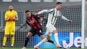 «Ювентусу» очень плохо: получили 0:3 от «Милана» в матче за медали, рискуют остаться вообще без Лиги чемпионов