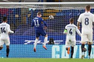 «Челси» обыграл «Реал» и вышел в финал Лиги чемпионов