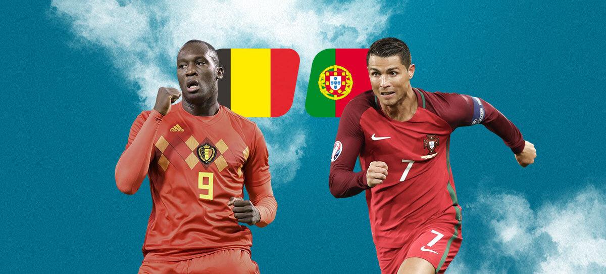 Бельгия — Португалия: прогнозы, ставки и коэффициенты. Игроки верят в бельгийскую сборную