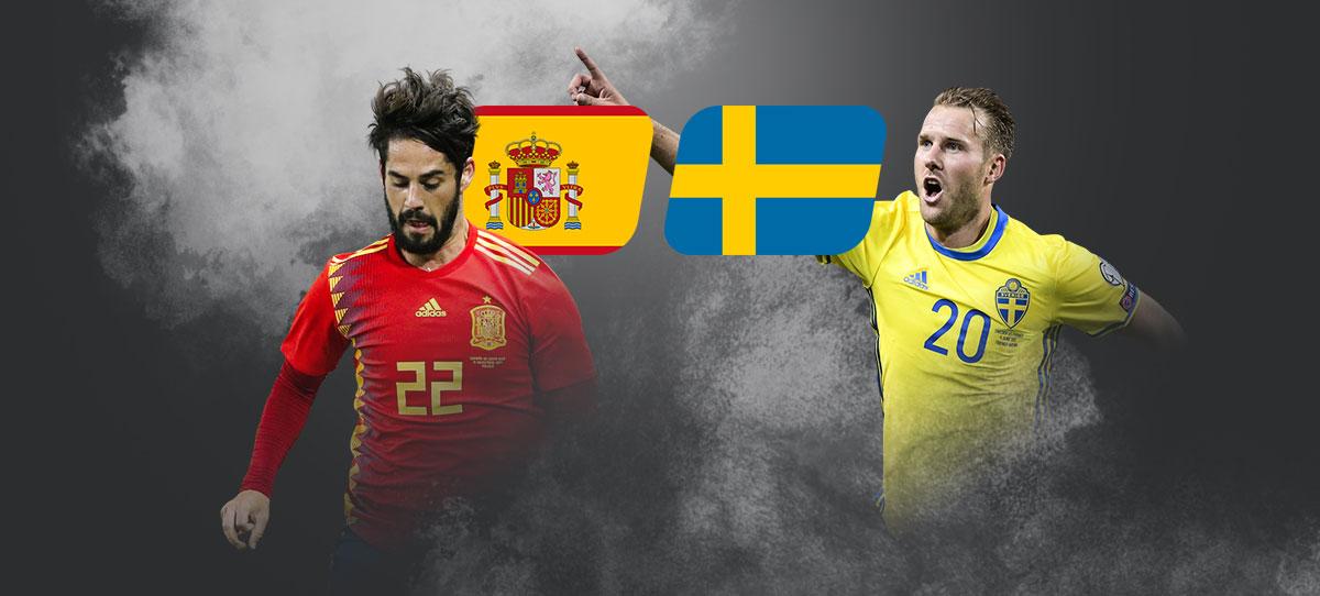 Испания – Швеция. Прогнозы, ставки и коэффициенты букмекеров на матч чемпионата Европы 14 июня 2021 года