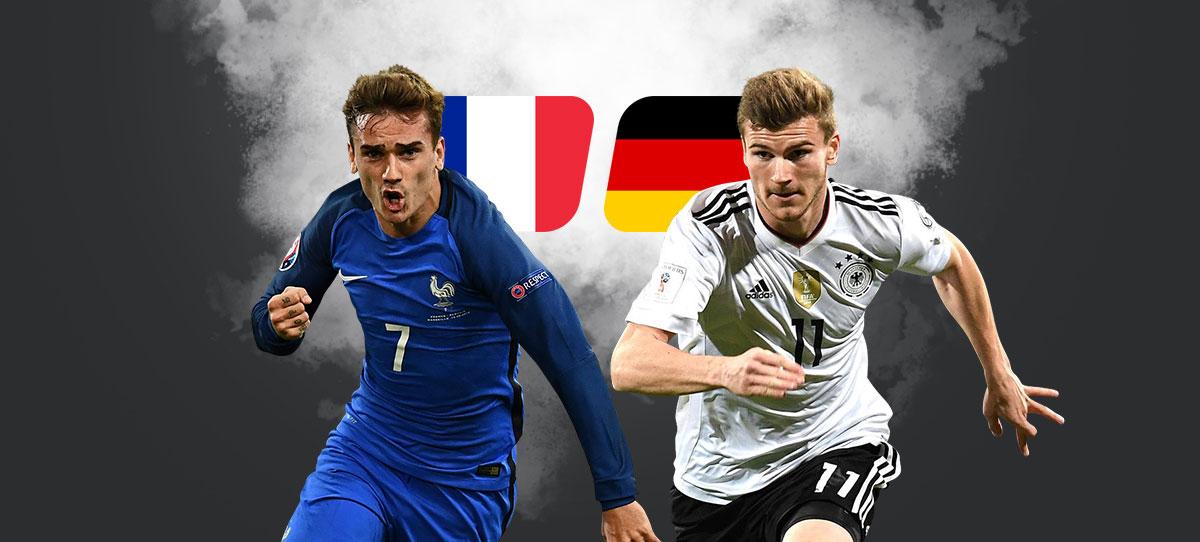 Франция – Германия: прогнозы, ставки и коэффициенты букмекеров на матч ЧЕ-2020 15 июня 2021 года