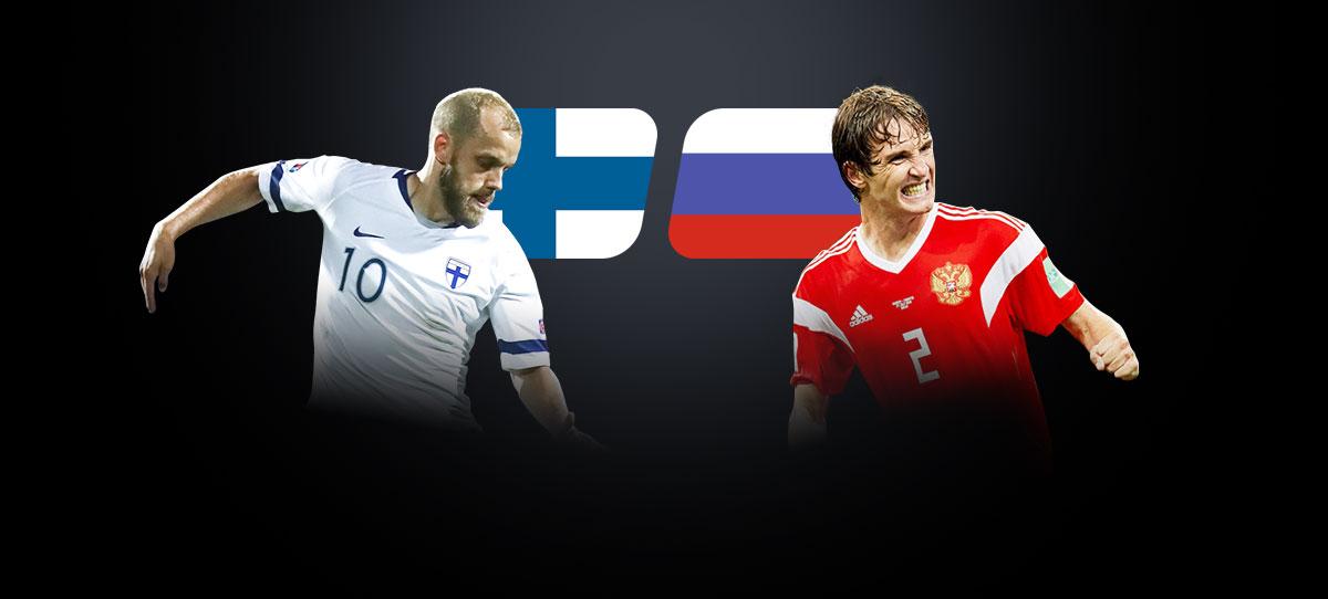 Финляндия – Россия. Прогнозы, ставки и коэффициенты букмекеров на матч чемпионата Европы 16 июня 2021 года