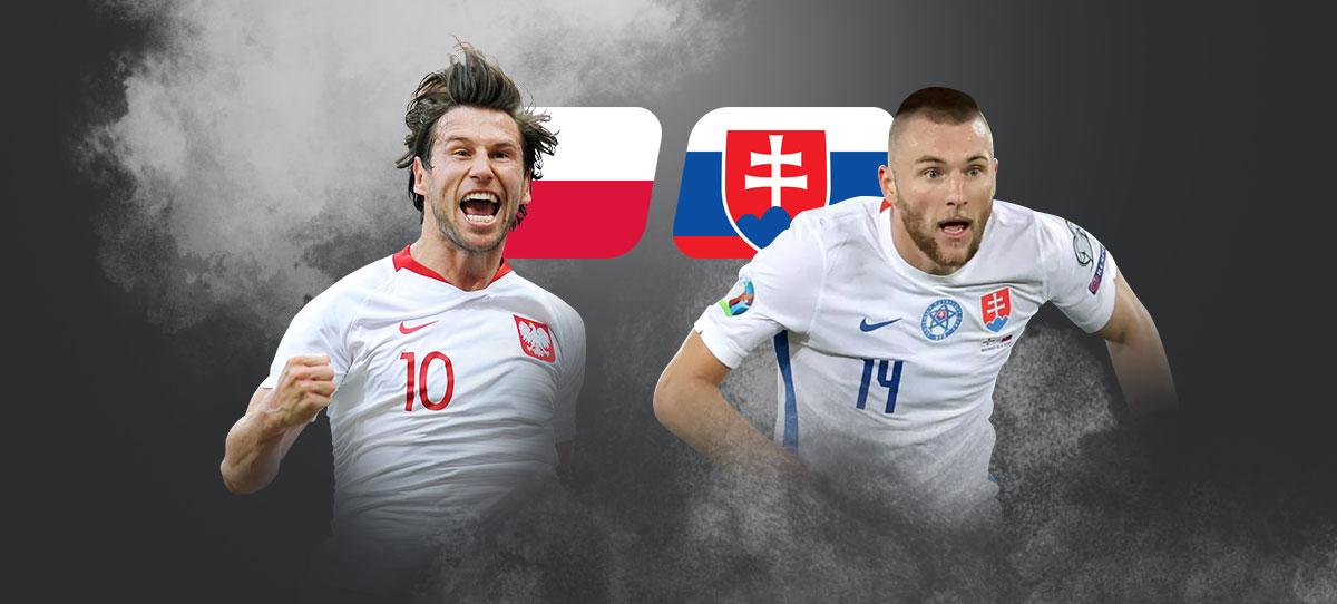 Польша – Словакия: прогнозы, ставки и коэффициент букмекеров на матч Евро-2020 14 июня 2021 года