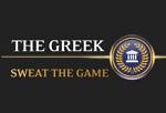 The Greek logo