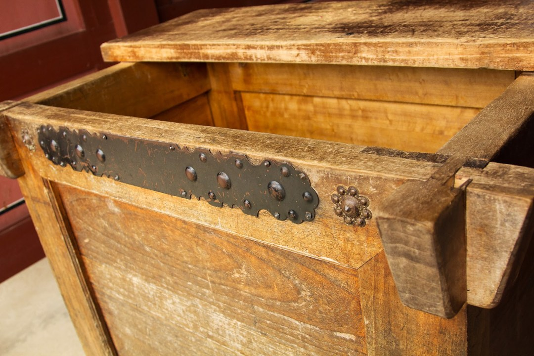 Image result for rice chest