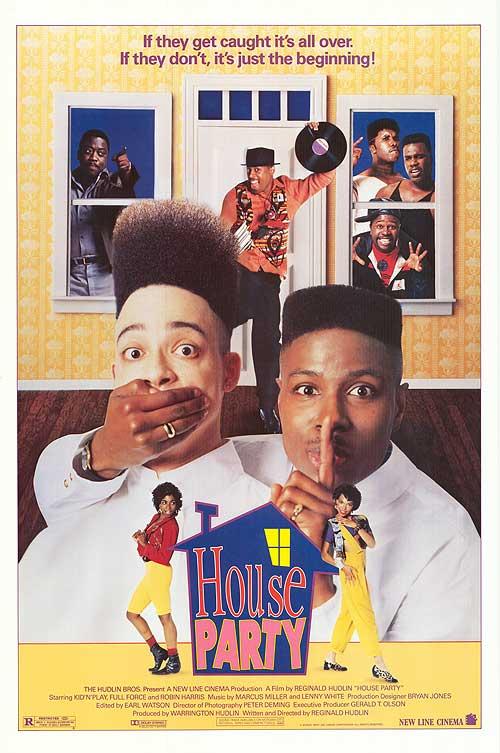 House Party Movie Outfits : house, party, movie, outfits, Ultimate, Movie, Party:, House, Party, Bookmans, Entertainment, Exchange
