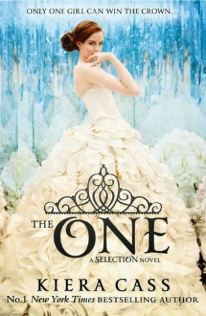 The One by Kiera Cass (Selection #3) - Paperback, 323 pages - Published June 5th 2014 by HarperCollins Children's Books