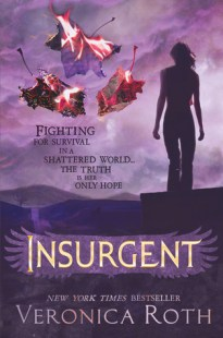 Insurgent by Veronica Roth (Divergent #2) - Paperback