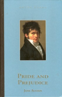 Pride and Prejudice by Jane Austen - Hardback, 284 pages - Published 2003 by Planet Three Publishing Network Ltd