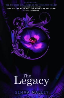The Legacy by Gemma Malley (The Declaration #3) - Paperback, 288 pages - Published November 8th 2012 by Bloomsbury Children's