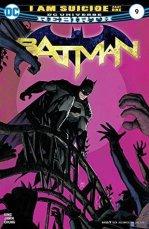 Batman Volume #9, I Am Suicide Part One - Tom King - DC Universe Rebirth 2016