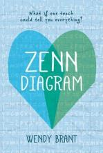 Zenn Diagram by Wendy Brant - Review ARC/Galley, 222 pages - Expected publication: April 4th 2017 by Kids Can Press