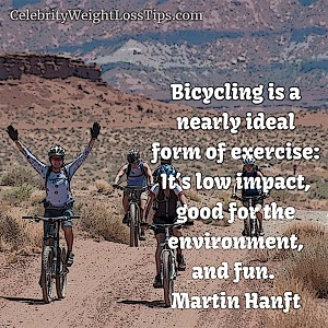 Bicycling QuoteGraphic