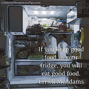 Errick McAdams on Keeping Good Food