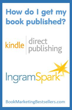 how to get my book published