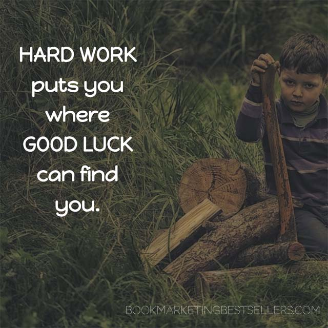 Hard Work and Good Luck