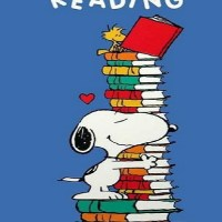 Snoopy Says: I Love to Read!