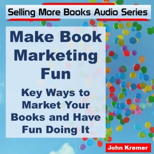 Make Book Marketing Fun