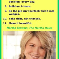 Martha Stewart: The Martha Rules of Success