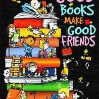 Peanuts: Good Books Make Good Friends