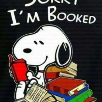Snoopy: Sorry, I'm Booked