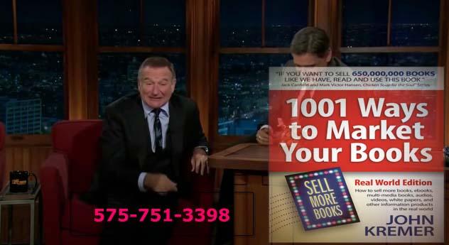Get Book Marketing Help from John Kremer