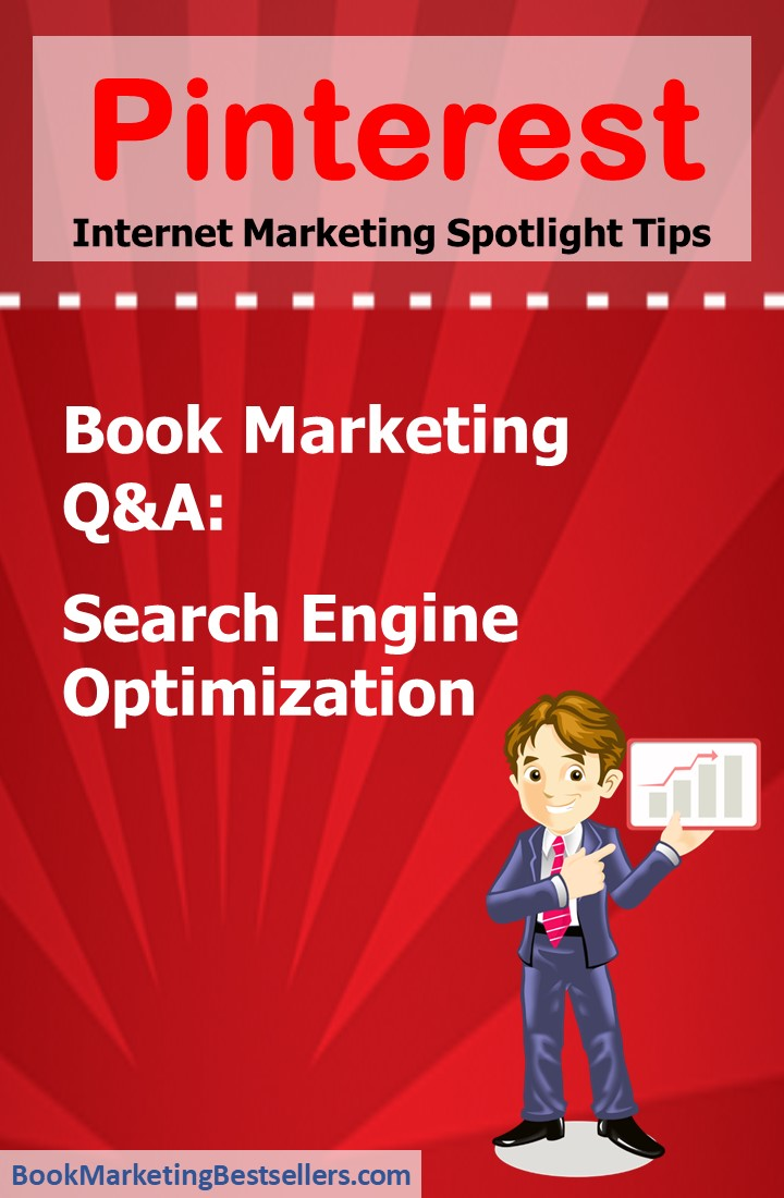 Book Marketing Q&A: Search Engine Optimization for book reviews by readers