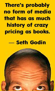 Seth Godin on book pricing
