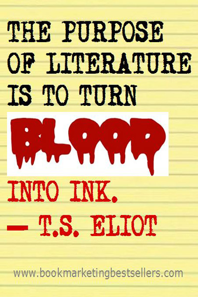 T S Eliot on Writing