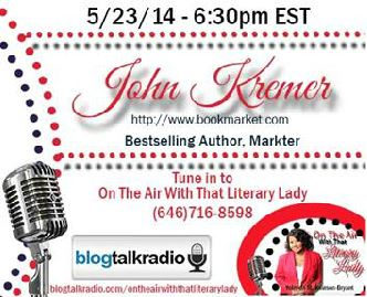 On the Air with That Literary Lady