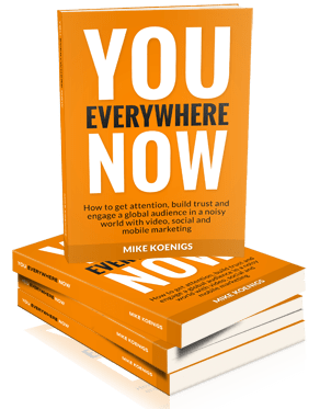 You Everywhere Now by Mike Koenigs