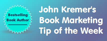 book marketing tip of the week