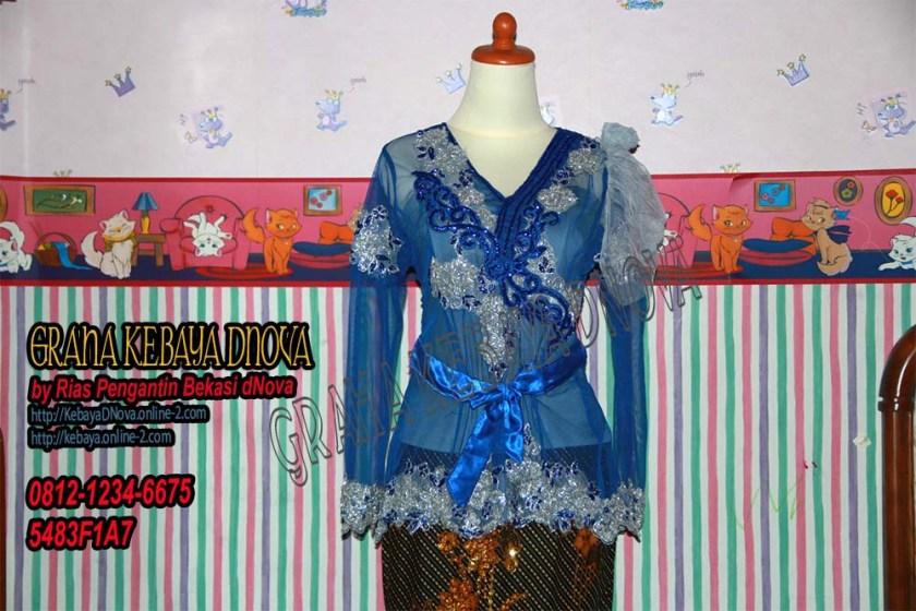 Produsen Kebaya Wisuda Murah - Kebaya Modern Payet - Kebaya DNOVA 081212346675 (1)