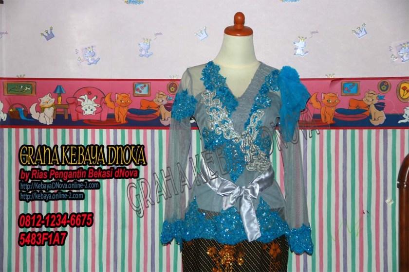 Produsen Kebaya Wisuda Murah - Kebaya Modern Payet - Kebaya DNOVA 081212346675 (4)