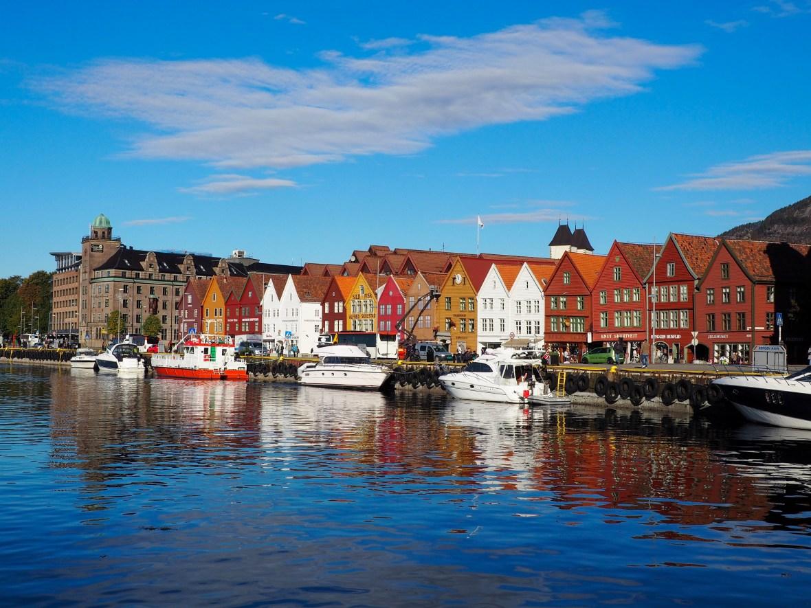 Bryggen Bergen Norway_2