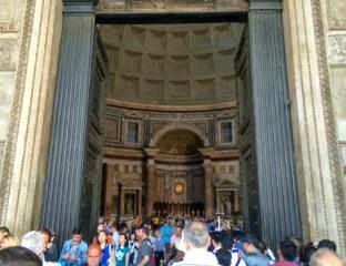 Pantheon Rome Italy 1