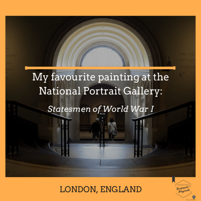 National Portrait Gallery London