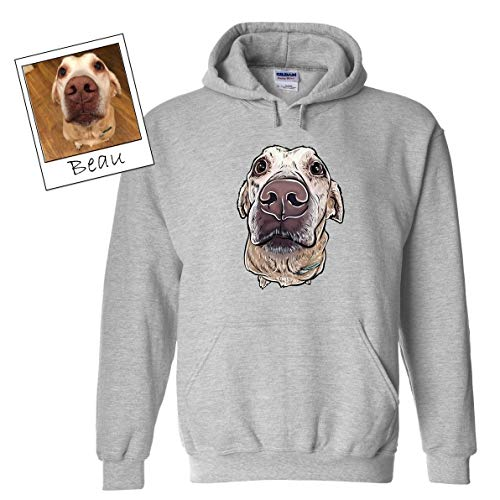 Personalized Pet Picture Hoodie