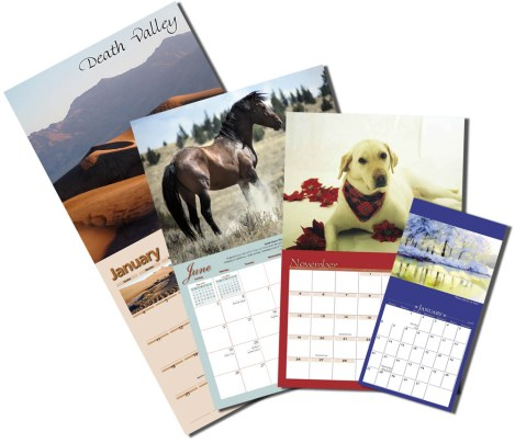 Customized Pet Calendar