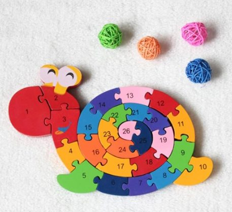 Jigsaw Puzzles as baby first birthday gift