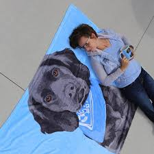 Customized Dog Blanket
