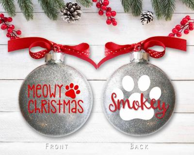 Cat Ornaments as christmas gifts for cat lovers