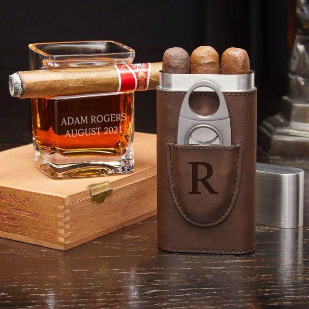 Custom Cigar Holder