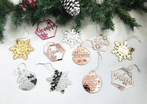 The Christmas Ornaments decoration Idea for christmas