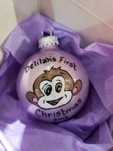 Customized Bulbs as christmas decoration Ideas
