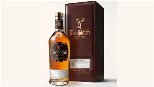 A Bottle of Vintage Scotch