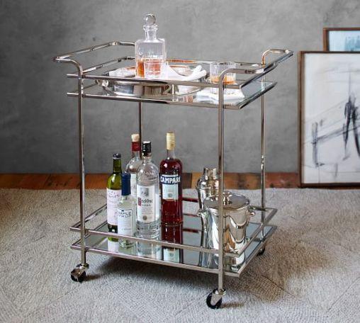 Bar Cart (Gift for Boyfriend)